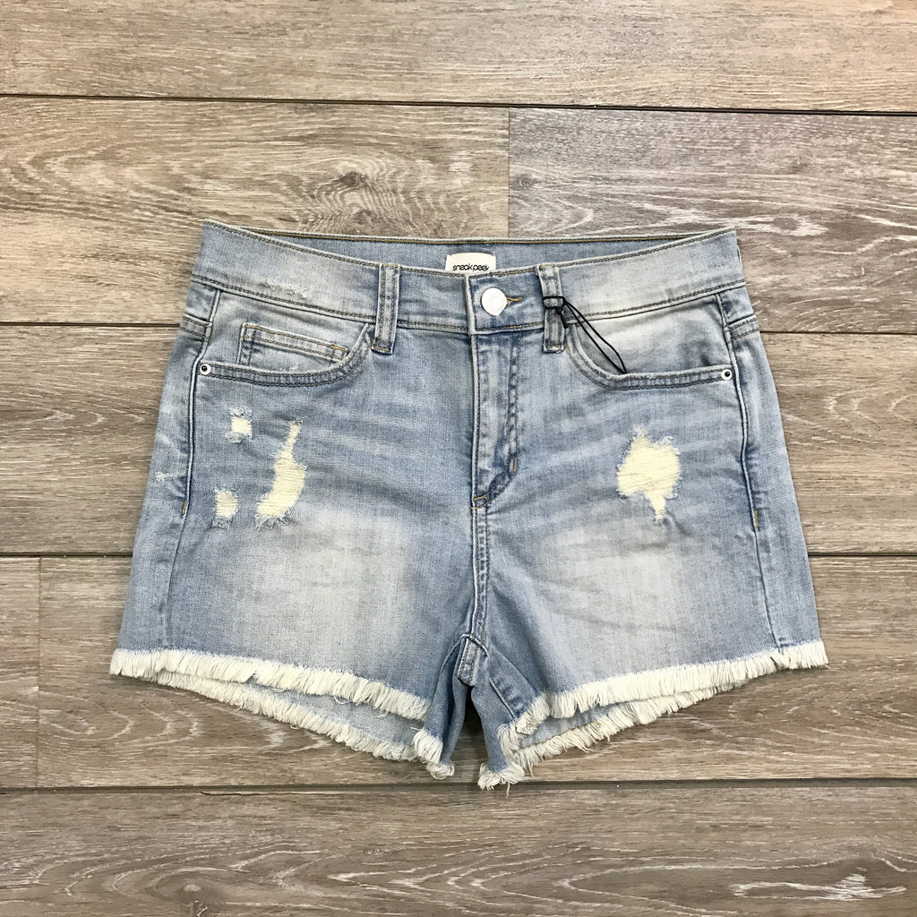 High and Mighty Shorts - Runway Seven