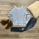 Sky's the Limit Sweater - Runway Seven  - 1
