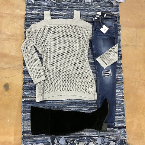 Layer Up Sweater