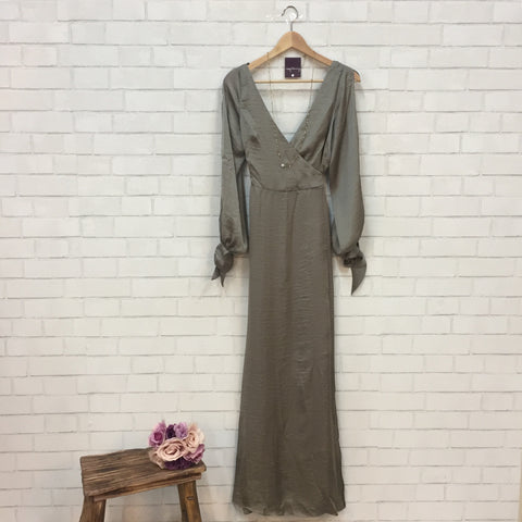 Online Exclusive: The Princess Wrap Dress
