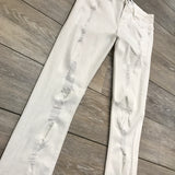 Pearly White Jeans - Runway Seven  - 3