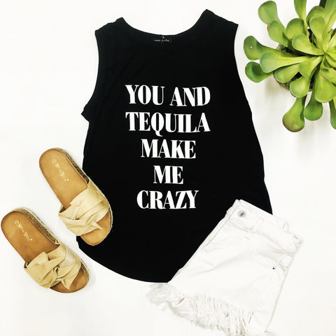 You And Tequila Tank