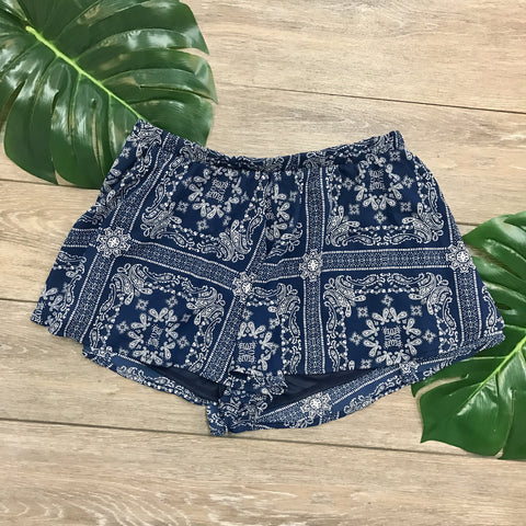 Tiki Torch Shorts