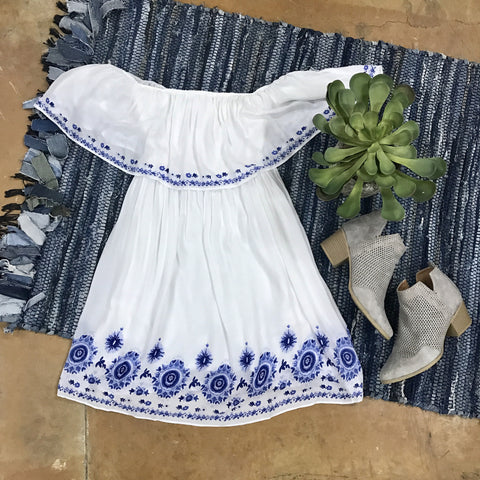 Bluebonnet Dress