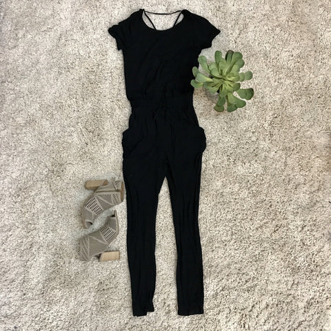 Here's My Number Jumpsuit