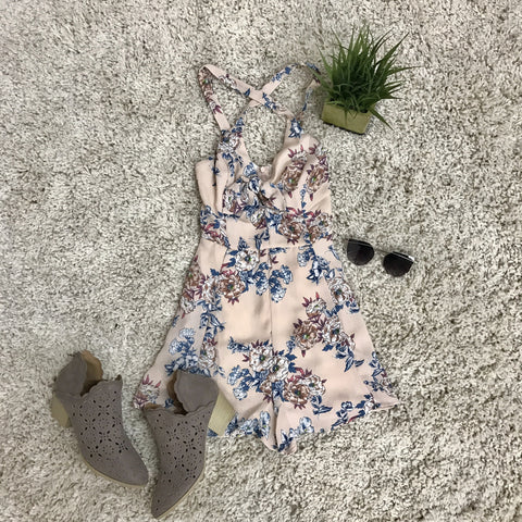 Just Breathe Romper