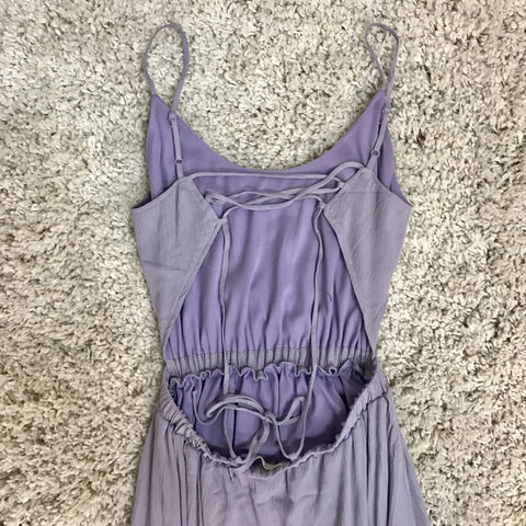 Scent of Lavender Maxi Dress