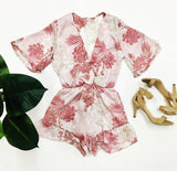 Pink Friday Romper