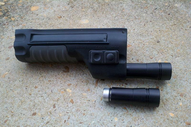 LED Conversions For SureFire Forends