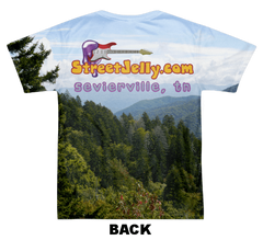 Smoky Mountain Souvenir T-Shirt