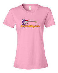 Fashion Fit Ladies T-Shirt