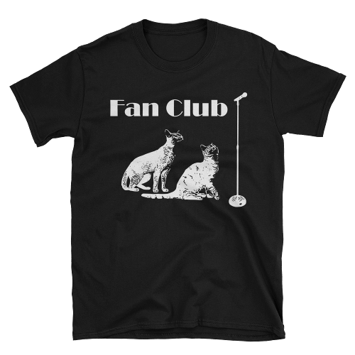 Kitty Fan Club T-Shirt