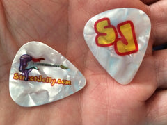 StreetJelly Guitar Picks
