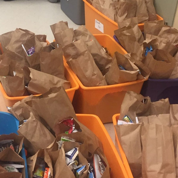 Give Back to Flathead School Snack Program