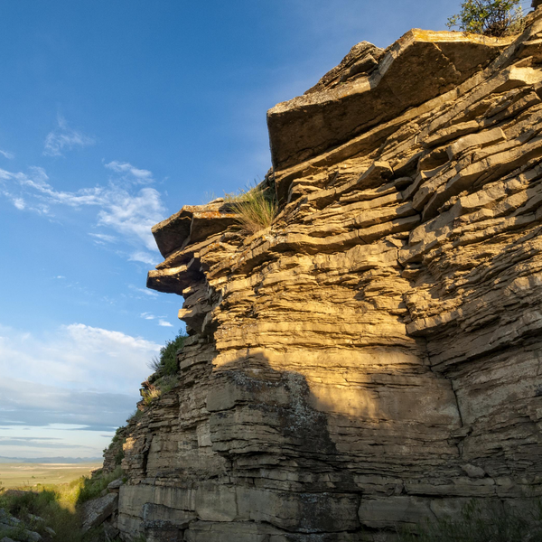 State Park Highlight: Buffalo Jump State Park