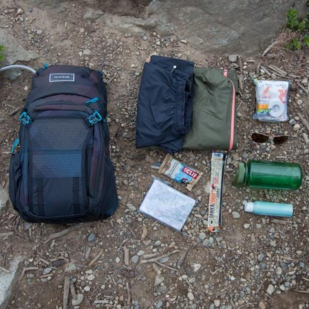 Hiking in Montana - 5 Essentials for your Day Pack