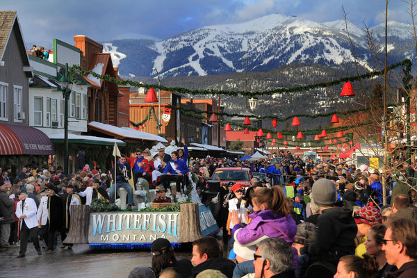 explore whitefish whitefish winter carnical