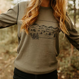 Montana Winter Unisex Thermal - Olive