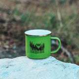 Adventure Mug - Enamel