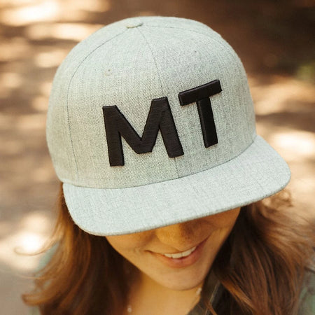 Retro Foam Trucker Grey