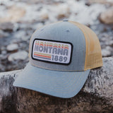 Retro Trucker - Gold