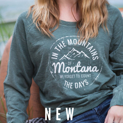 montana scene new trucker hats shirts