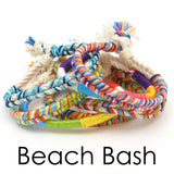 10 pack of boho beach bracelets