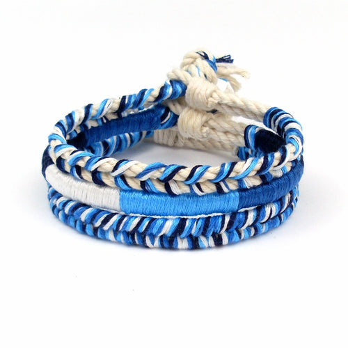blue crush surf bracelet