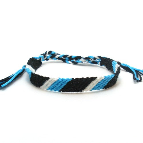 blue lagoon friendship bracelet