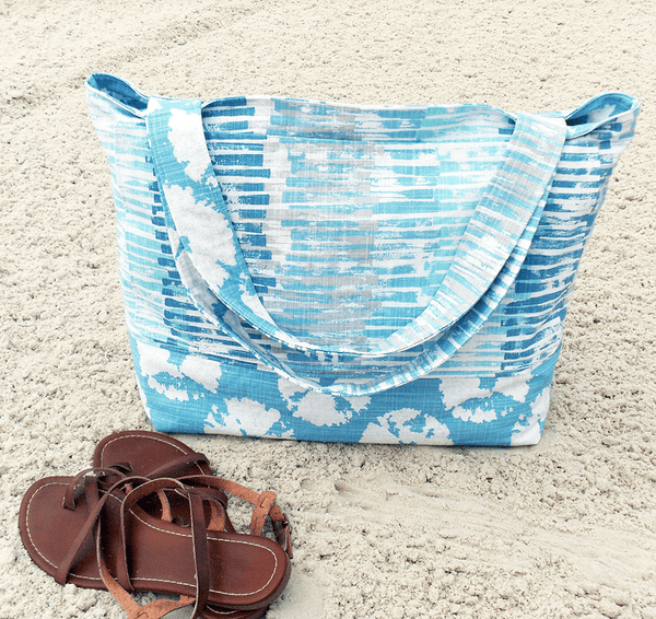 Reversible Beach Bag
