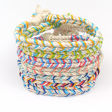 Florida Braided Beach Bracelet