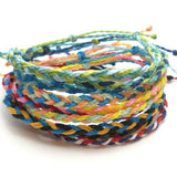 waterproof braided bracelets