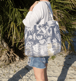 Lobster Beach Bag in Extra Large