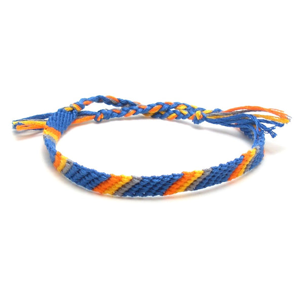 fall into winter friendship bracelet