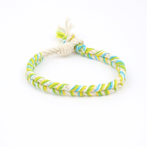 bright florida beach bracelet