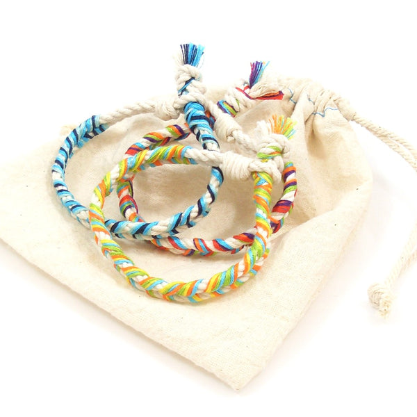 good vibes beach bracelets