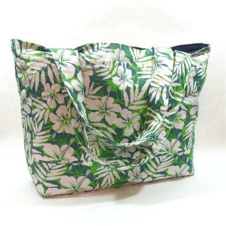 Extra Large Flamingo Beach Bag