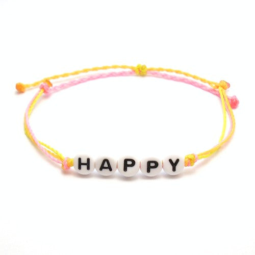 Happy Summer Bracelet