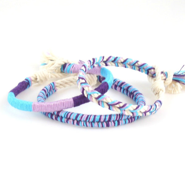 mermaid wishes boho bracelets