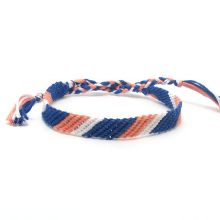 Ride the Waves Braided Wax Bracelet