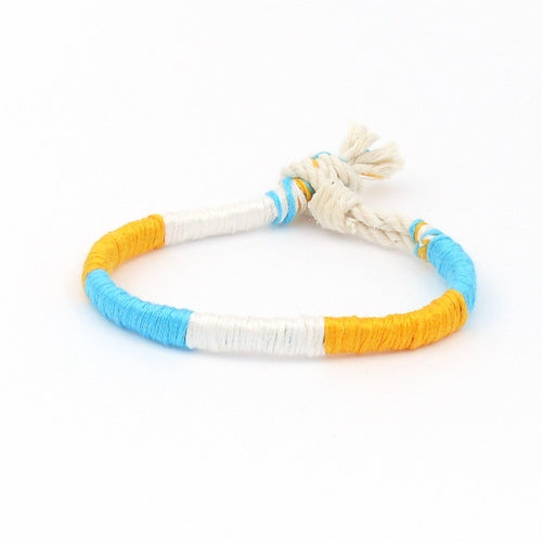 sarasota beach bracelet and anklet