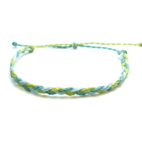 sea breeze wax bracelet for summer