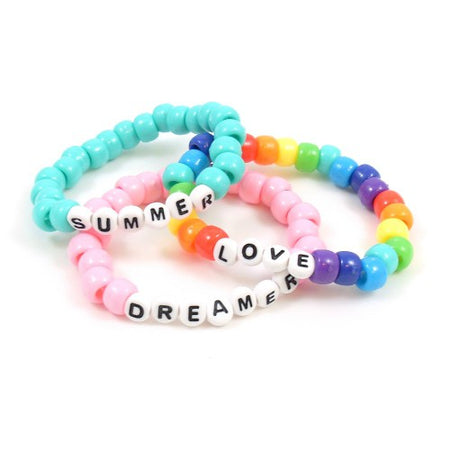 Summer Lovin Braided Beach Bracelets