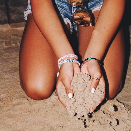 Shop the Vibes - Tropical State of Mind Beach Bracelets