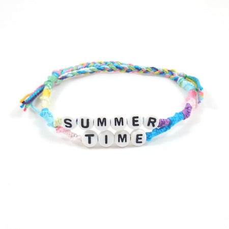 Vitamin Sea Word Bracelet