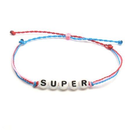 Girls Word Bracelet