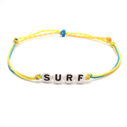 waterproof surf bracelet