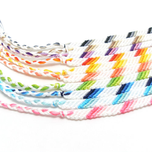 ombre friendship bracelets