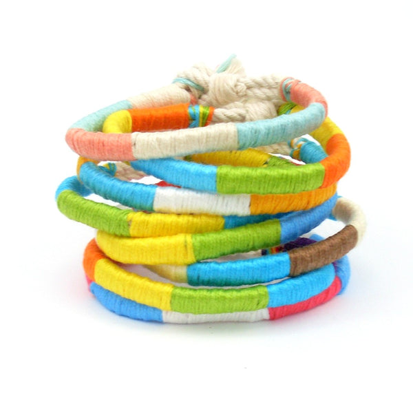 The Tropics Twisted Beach Bracelet