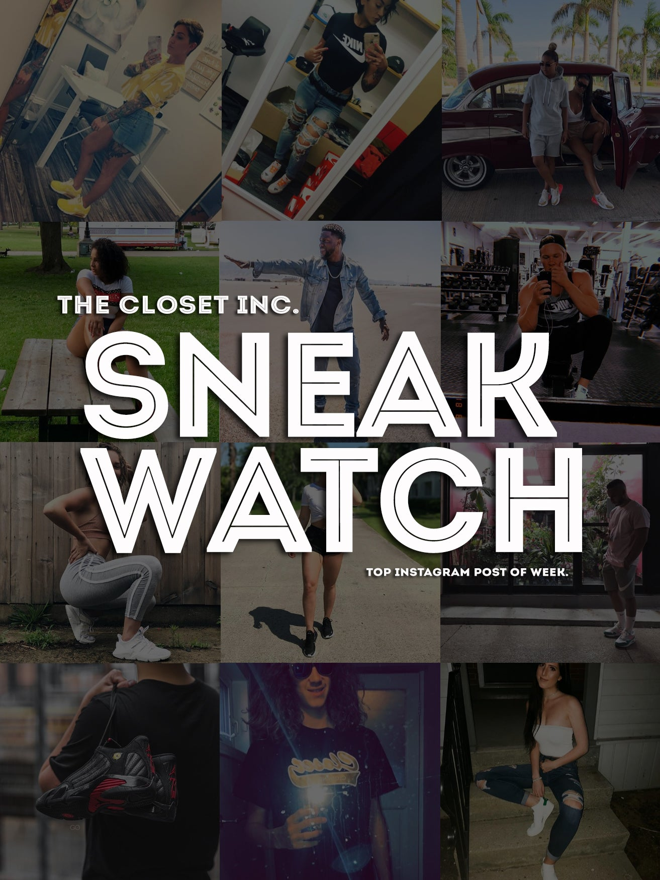 Sneak Watch Read